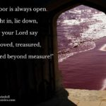 God's door is always open