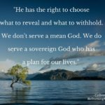 He has the right to choose